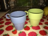Чашки. Фото 1.