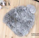 Меховая шапка (кролик) 8 цветов. Фото 4.