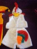 Новогодний костюм петушок. Фото 1.