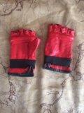 Перчатки для занятий карате. Фото 2.