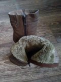 Ботинки зимние. Фото 2.