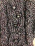 На заказ повязка и митенки. Фото 2.