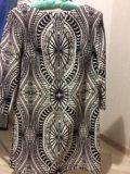 Платье-трапеция. Фото 1.