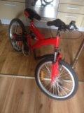 Велосипед на возраст 6-10 лет. Фото 1.