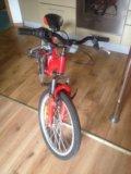 Велосипед на возраст 6-10 лет. Фото 2.