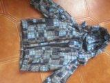 Осенняя куртка рост 116. Фото 1.