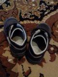 Детские ботинки. Фото 1.