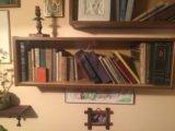 Полки для книг. Фото 1.