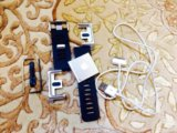 Apple ipod nano 6 (16 gb) silver + lunatik. Фото 3.