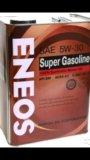 Eneos super gasoline synthetic sae 5w30 sm. Фото 1.