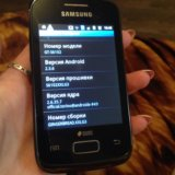Samsung gt s 6102. Фото 1.