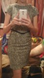 Платье теплое zarina 42. Фото 2.