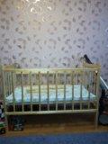 Кроватка детская. Фото 2.