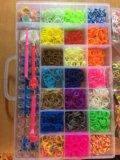 Набор для плетения из резиночек. Фото 2.