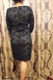 Кружевное платье. Фото 2.