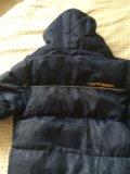 Куртка зимняя, размер  104-110. Фото 2.