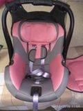 Автокресло детское babycare 0-13кг. Фото 2.