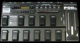 Музыкальный процессор line6 pod xt live. Фото 3.