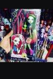 Винера кукла монстер хай. Фото 1.