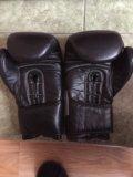 Перчатки боксёрские. Фото 2.