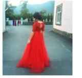 Платье вечернее. Фото 1.