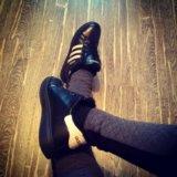 Новые зимние кроссовки адидас. Фото 1.