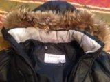 Куртка мужская чёрная фирмы baon. Фото 2.