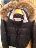 Куртка мужская чёрная фирмы baon. Фото 4.