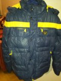 Куртка пуховик 11-13 лет. Фото 1.