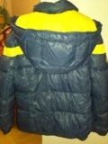 Куртка пуховик 11-13 лет. Фото 3.