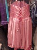 Народное платье. Фото 1.