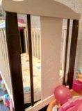 Детская кроватка+подарки. Фото 2.