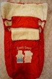 Конверт на овчине для ребенка. Фото 2.