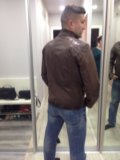 Куртка натуральная кожа. Фото 2.