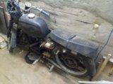 Мотоцикл mz germany. Фото 1.