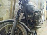 Мотоцикл mz germany. Фото 3.