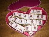 Сердце с конфетами. Фото 1.