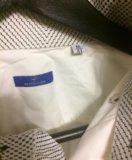 Мужская рубашка white cuff. Фото 3.