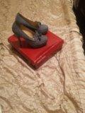 Туфли, замша. Фото 1.