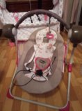 Электронные качели baby care. Фото 2.