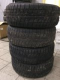Bridgestone gt revo 2 215 60 16. Фото 2.