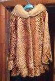 Натуральная мутоновая шубка. Фото 1.