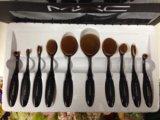 Набор кистей для макияжа. Фото 2.