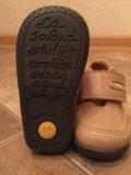 Детские ботиночки 19 размер. Фото 1.