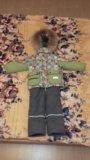 Зимняя куртка комбинзон на мальчика. Фото 2.