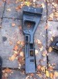 Тонель консоль пола ваз лада 2110 2111 2112. Фото 1.