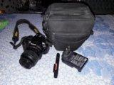 Зеркальный фотоаппарат nikon d3100. Фото 1.