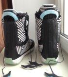 Ботинки для сноуборда burton. Фото 3.
