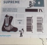 Ботинки для сноуборда burton. Фото 4.