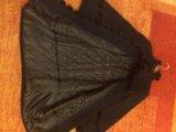 Пальто с норкой. Фото 2.